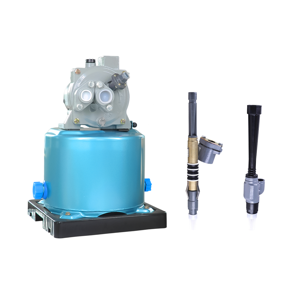 Series automatic self-priming deep well pumps YMD-250D/S