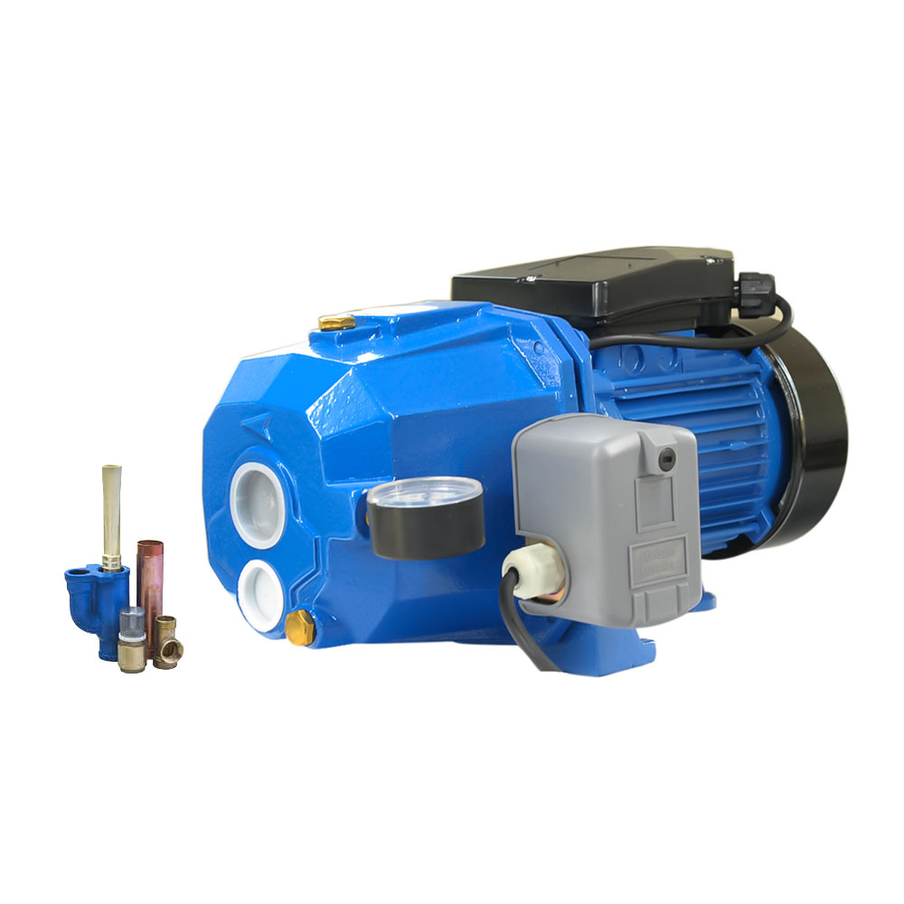 Difference between pipeline pump and booster pump