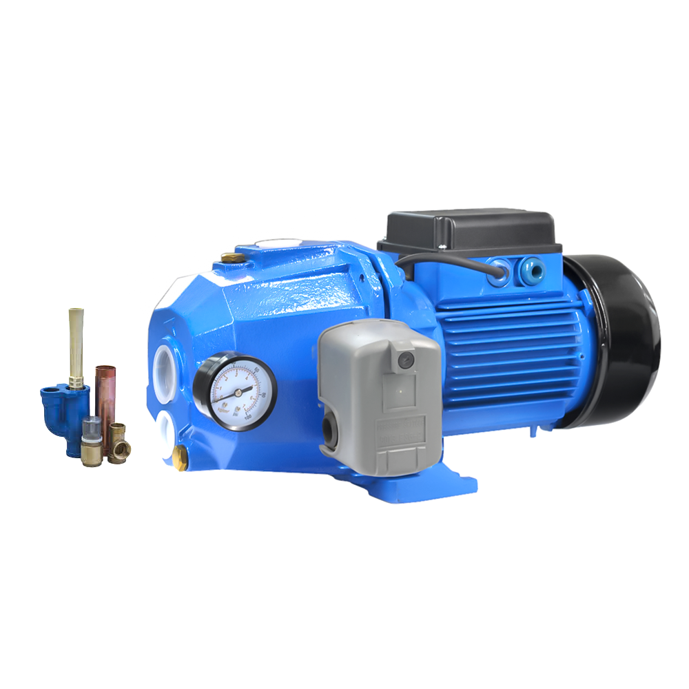 Series automatic self-priming deep well pumps DP-255B/370B