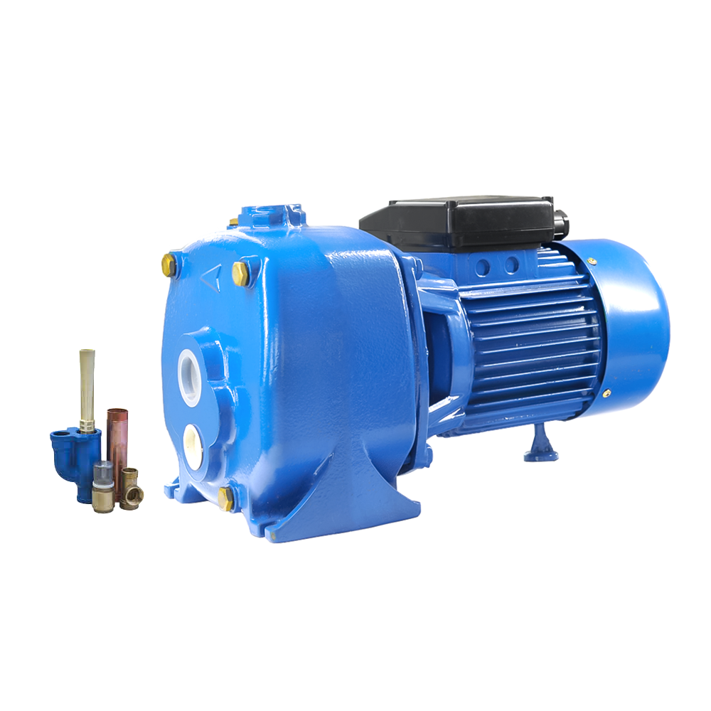 Series automatic self-priming deep well pumps QS-505/750