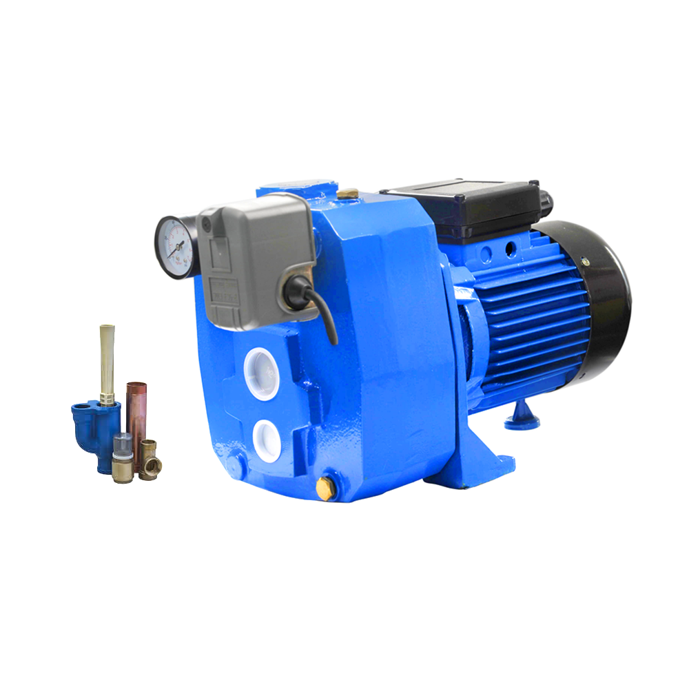 Series automatic self-priming deep well pumps DP一505A/750A